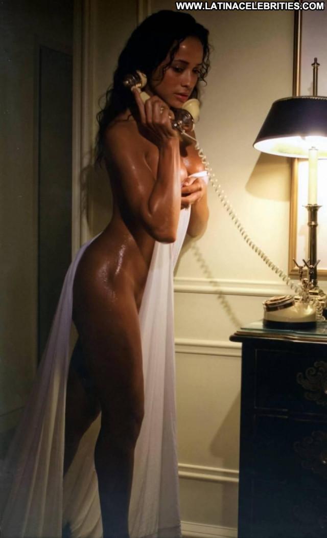 Dania Ramirez Beverly Hills Busty Beautiful Posing Hot Hot Babe Hotel