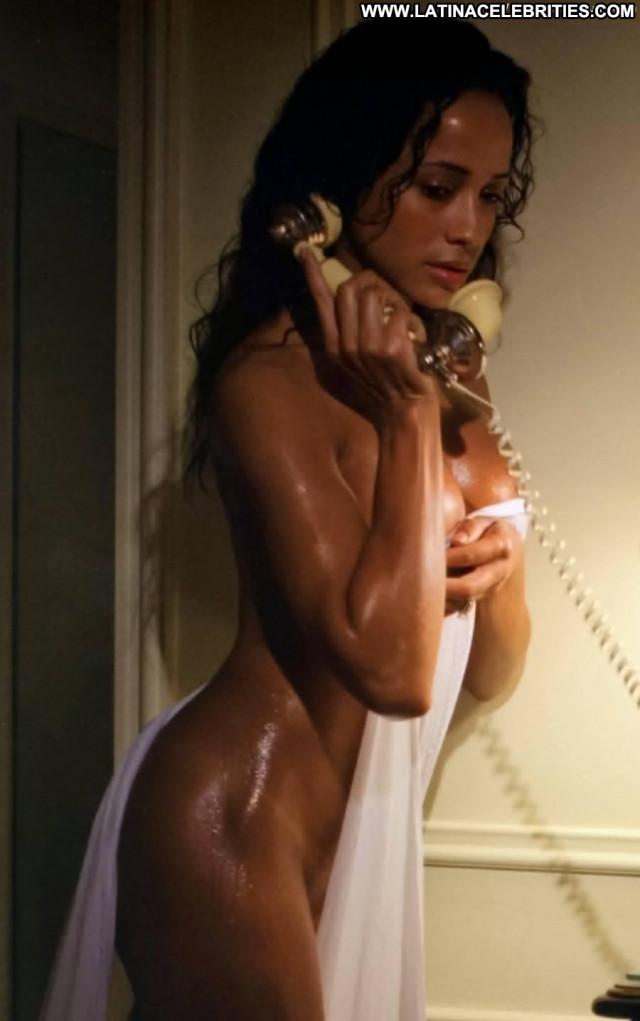 Dania Ramirez Beverly Hills Beautiful Bus Babe Celebrity Hotel Posing