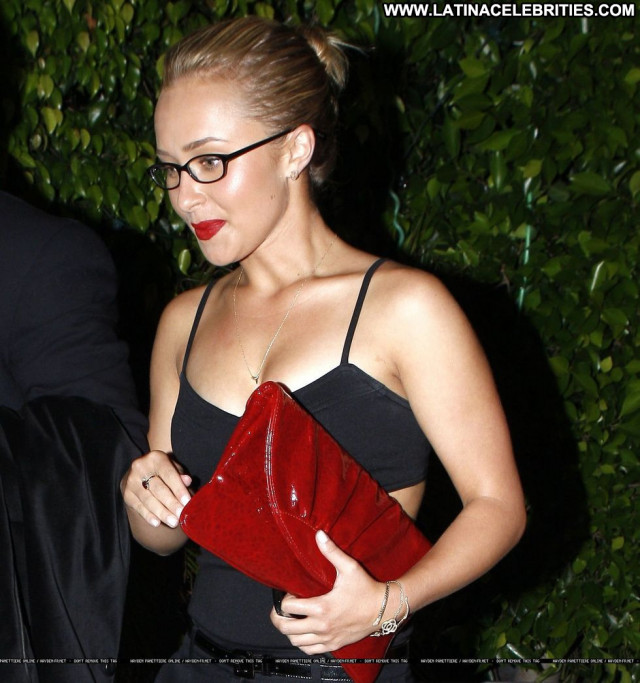 Hayden Panettiere Los Angeles  Paparazzi Posing Hot Babe Angel Candid