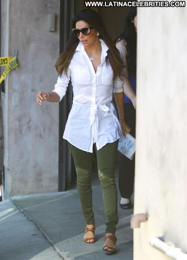 Eva Longoria Los Angeles Paparazzi Posing Hot Celebrity Angel