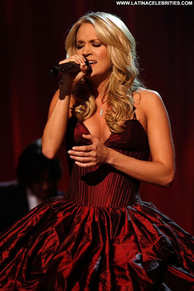 Carrie Underwood No Source Babe Posing Hot Paparazzi Celebrity Awards