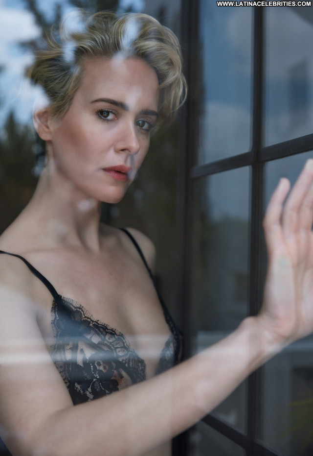 Sarah Paulson No Source Hollywood Hot Live Nasty Babe Bum Perfect