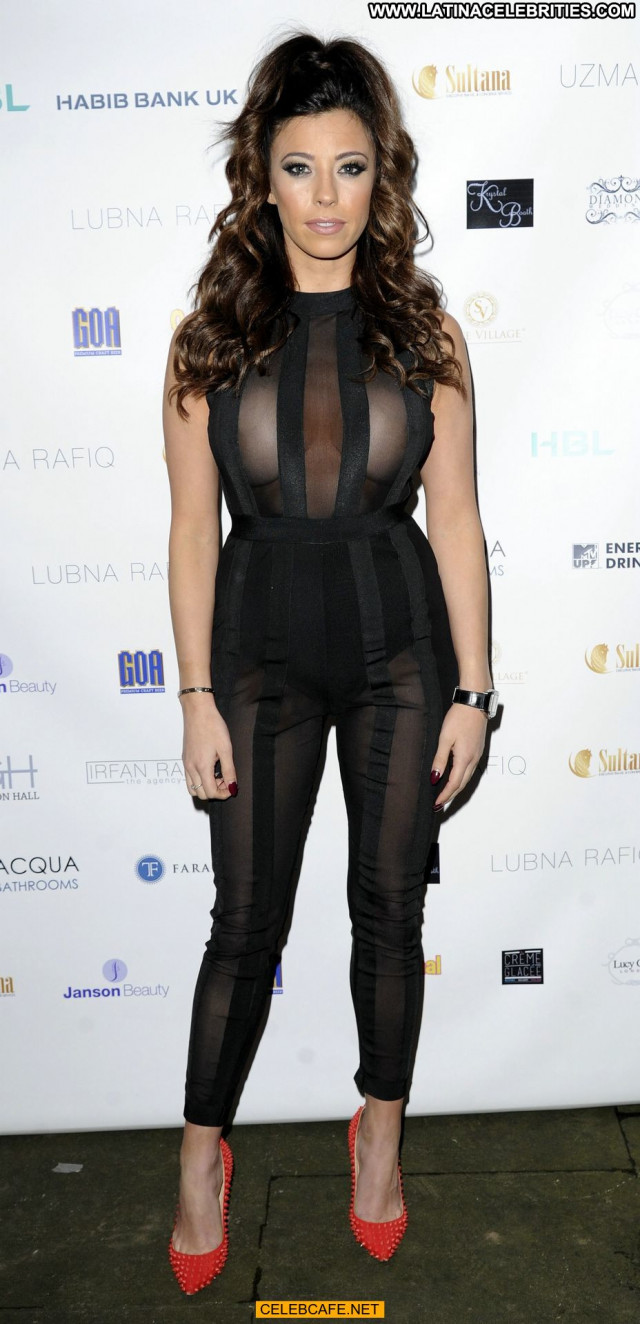 Pascal Craymer Fashion Show Posing Hot Pakistan Babe See Through
