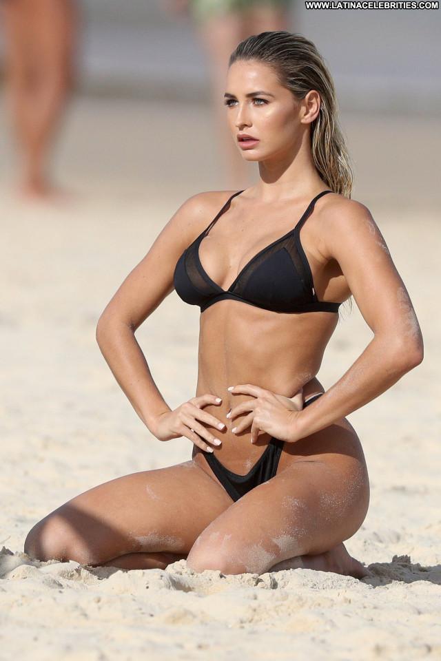 Madison Edwards D Mode Magazine Lingerie Babe Australian Blonde Bra