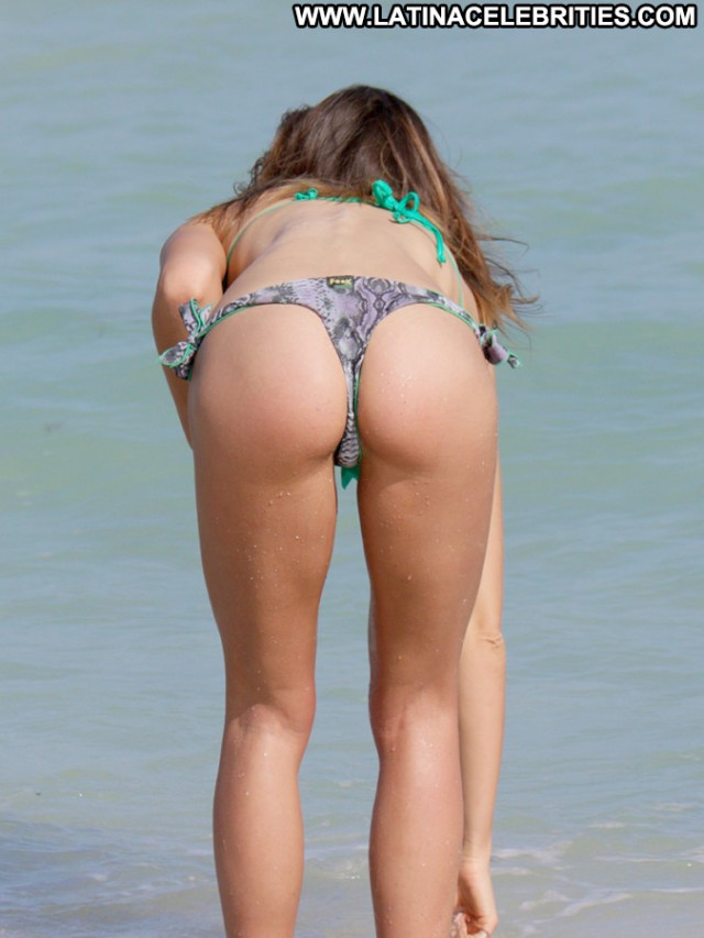 Claudia Romani D Mode Booty Beautiful Doggy Style Hot Bikini