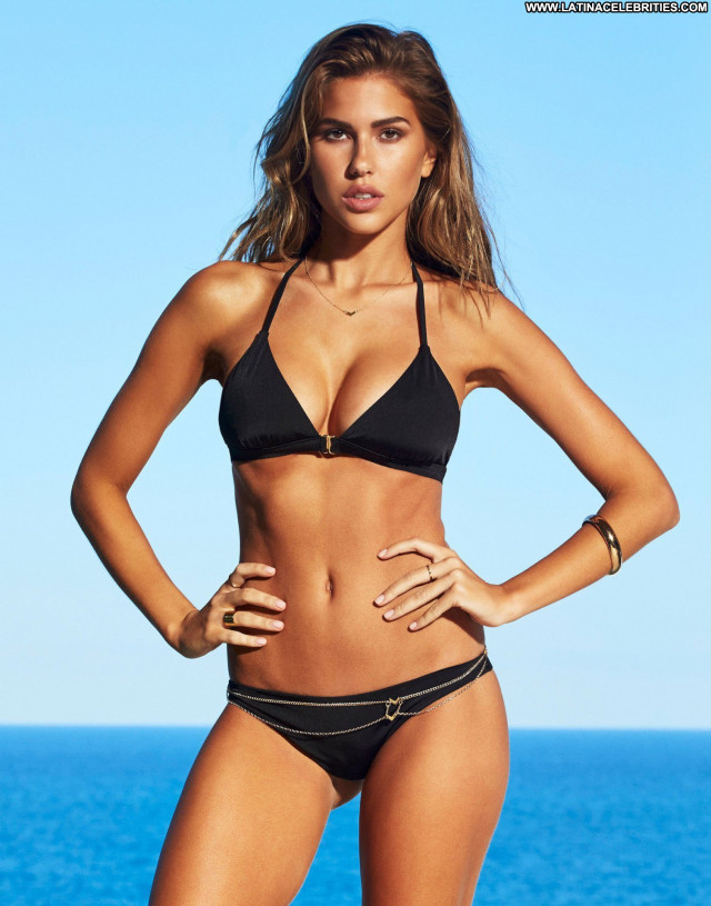 Kara Del Toro Beach Bunny Celebrity Babe Bikini Posing Hot Photoshoot