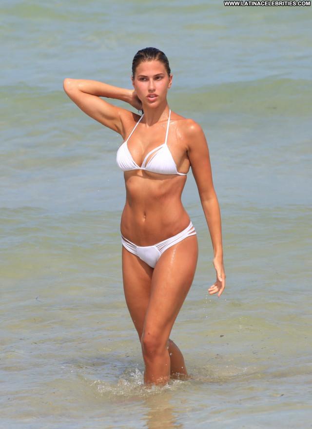 Charlotte Mckinney Beach Bunny Hot Bikini Model Beautiful Beach Bunny