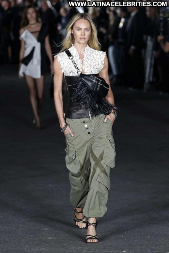 Candice Swanepoel No Source Beautiful Paparazzi Posing Hot Celebrity