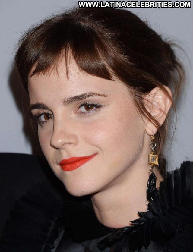Emma Watson No Source  Celebrity Posing Hot Babe Beautiful Party