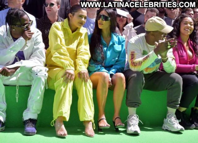 Kylie Jenner No Source Beautiful Babe Fashion Posing Hot Paris