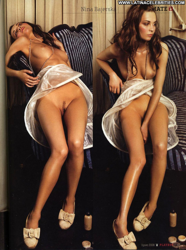 Nina Bajerska The Girl Legs Pretty Celebrity Celebrity Bra Babe Male