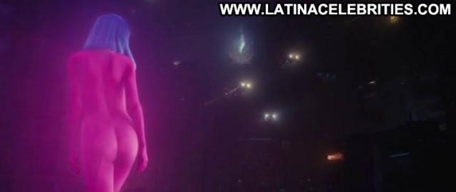 Ana De Blade Runner Nude 3d Babe Posing Hot Hot Celebrity Big Tits