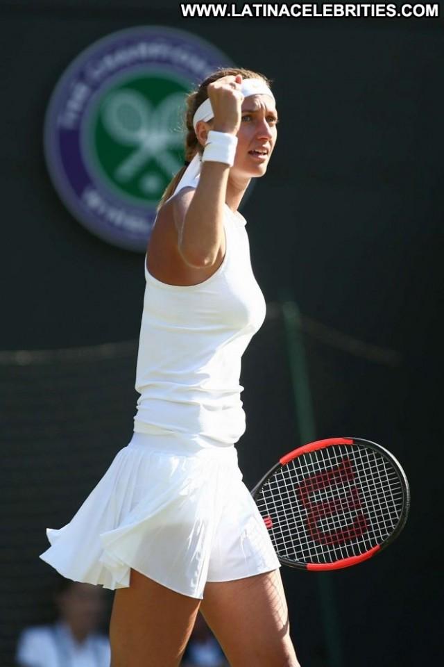 Petra Kvitova No Source Babe Tennis London Beautiful Paparazzi Posing