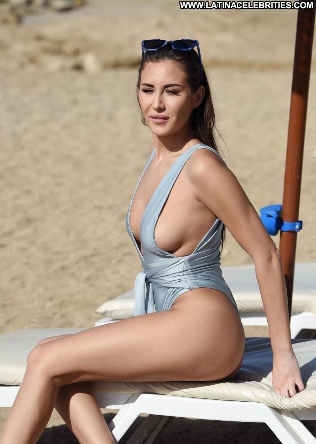 Chloe Goodman Big Brother Posing Hot Celebrity Old Sexy Babe Beach