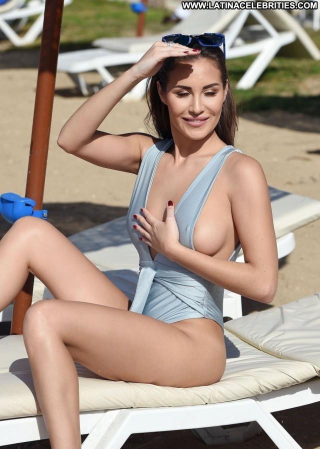Chloe Goodman Big Brother Cape Verde Celebrity Busty Posing Hot Big