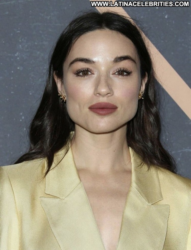 Crystal Reed No Source Babe Beautiful Celebrity Posing Hot